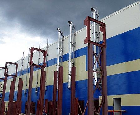 Проектирование Системы бесперебойного и гарантированного энергоснабжения